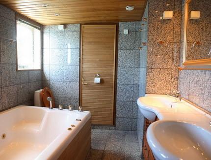 Wat is het beste plafond in het bad. hoe een plafond in de badkamer