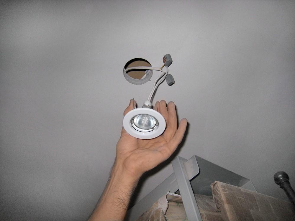 Korrektes Verbindungsschema für 4 Laibungen im Badezimmer. Wie man ...
