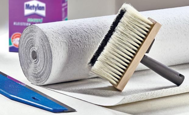 Moisture Resistant Wallpaper